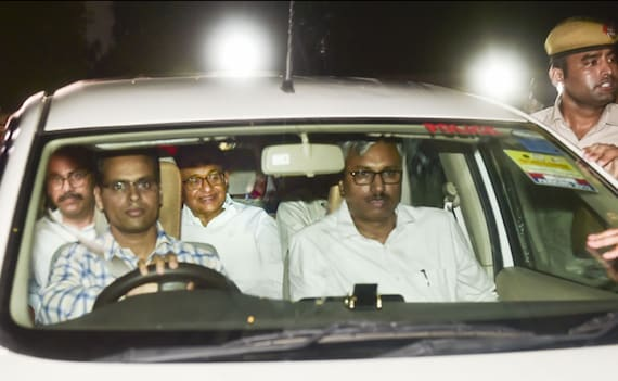 P Chidambaram In Court Today, Kept At CBI Office After Dramatic Arrest