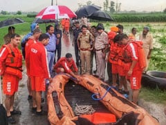Over 55 Dead In Rain In North India; Yamuna Above Danger Mark In Delhi