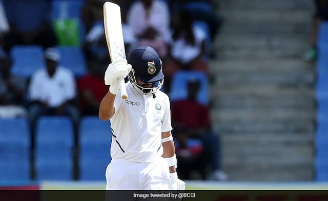 West Indies vs India 1st Test Day 1: Top Order Failed To Give A Good Start To India