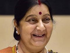 'You Stood Tall Amongst Giants': Celebs Mourn Sushma Swaraj On Twitter
