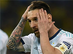 "Lionel Messi Banned For Three Months After CONMEBOL ""Corruption"" Outburst"