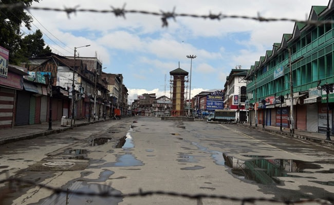 J&K Prohibitory Orders Limited To Only 13-14 Police Stations: Minister