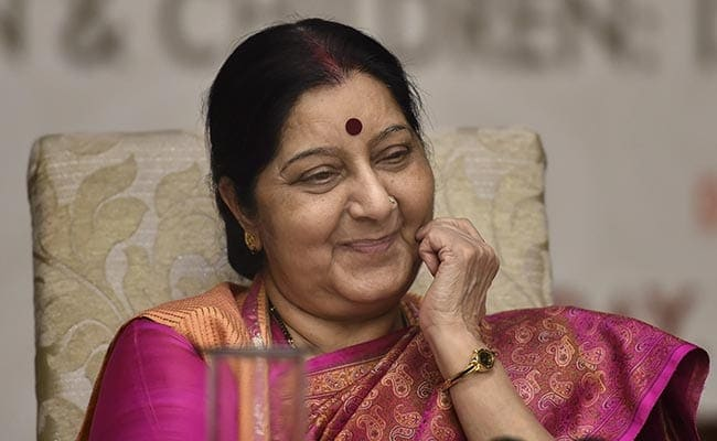 Sushma Swaraj Told Shatrughan Sinha She Won't Quit BJP Even If...