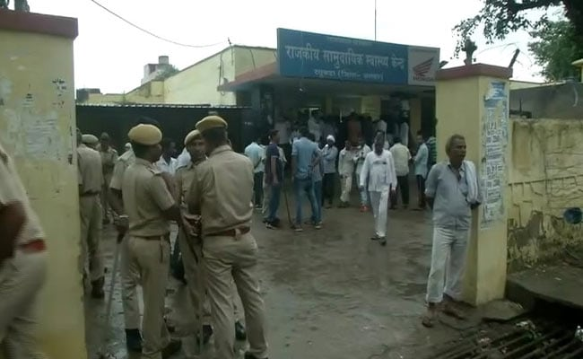 Family Of Rajasthan Dalit Man Allegedly Killed By Mob Clash With Cops