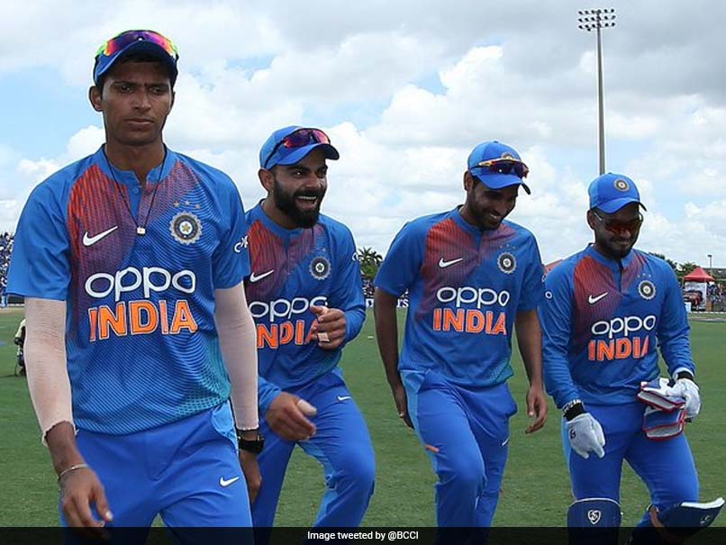 West Indies vs India 2019: Navdeep Saini Stars In Indias Four-Wicket Win Over West Indies