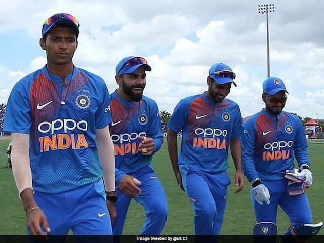 West Indies vs India 2019: Navdeep Saini Stars In Indias Four-Wicket Win Over West Indies