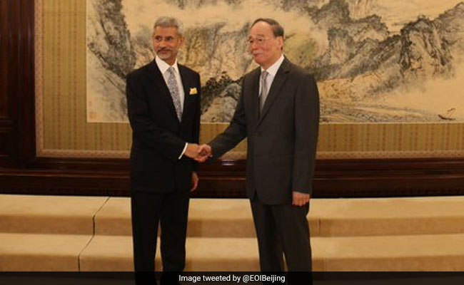 India, China Sign 4 Agreements To Strengthen People-To-People Ties