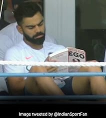 'Detox Your Ego': Virat Kohli's Choice Of Book Sends Twitter Into Frenzy