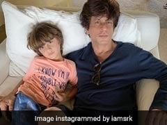 शाहरुख खान के परिवार की इस परंपरा को आगे बढ़ा रहे हैं छोटे बेटे अबराम, देखें Photo