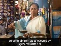Mamata in Digha:নিজের হাতে চা বানিয়ে নিজে খেয়ে সহকর্মীদের খাওয়ালেন মুখ্যমন্ত্রী মমতা