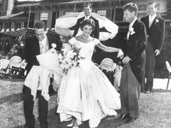 Jackie Kennedy's Fairy-Tale Wedding Was A Nightmare For Her Designer