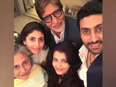 'Aishwarya Rai Bachchan, Shweta Nanda Like Playing <i>Kaun Banega Crorepati</i> At Home,' Reveals Amitabh Bachchan