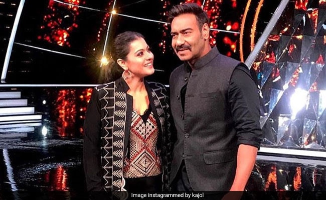 Ajay Devgn Trolls Birthday Girl Kajol - But We'll Call This One A Fail