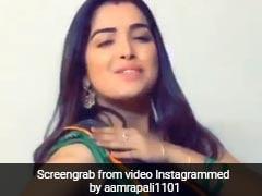Bhojpuri Cinema: आम्रपाली दुबे के डांस ने एक बार फिर मचाया तहलका, सोशल मीडिया पर Video हुआ वायरल