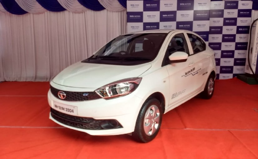 There is a possibility of Tata selling the Tigor EV with extended range to private buyers
