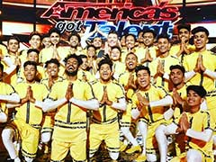 Mumbai Dance Group V Unbeatable Make The Semi-Final Of <i>America's Got Talent</i>