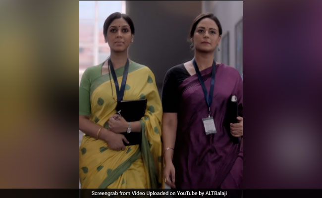 M.O.M. - Mission Over Mars Teaser: Sakshi Tanwar And Mona Singh Aim For The Mars