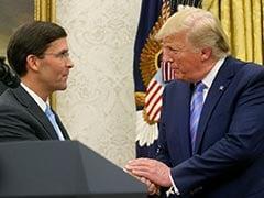 Former Lobbyist Mark Esper Sworn In As Pentagon Chief