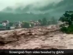 5 Missing, Several Houses Damaged After Cloudburst In Uttarakhand