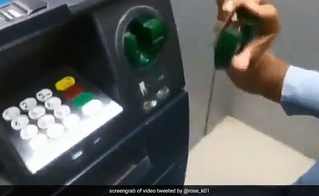 'Do These Checks': Paytm Founder's Warning After Video Of ATM Tampering