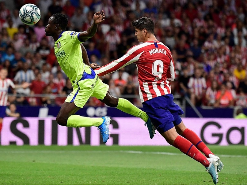 La Liga: Kieran Trippier, Alvaro Morata Combine To Give Atletico Madrid Winning Start