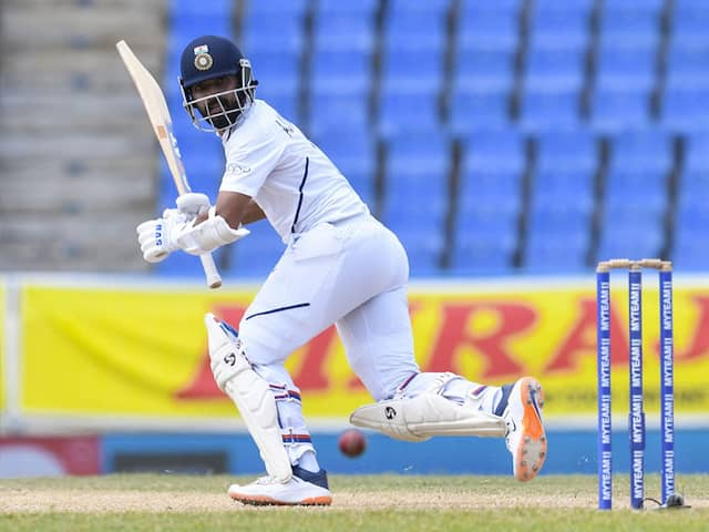 WI vs IND, 1st Test, Day 4: Thats how Ajinkya Rahane 10th century puts him in history book