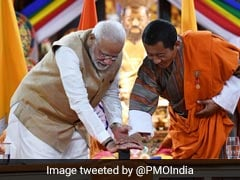 """India, Bhutan Expanding Satellite Cooperation,"" Says PM Modi: Highlights"