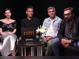 Video : In Conversation With Kalki & The Makers Of <i>Sacred Games 2</i>