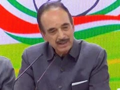 Government Of India Spreading Fear On Kashmir, Says Congress