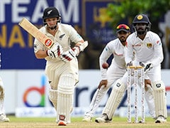 1st Test, Day 3: BJ Watling Puts New Zealand In Strong Position In Galle