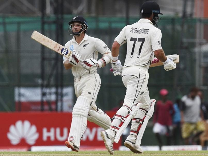 BJ Watling, Colin De Grandhomme Put New Zealand Ahead In Second Test Against Sri Lanka