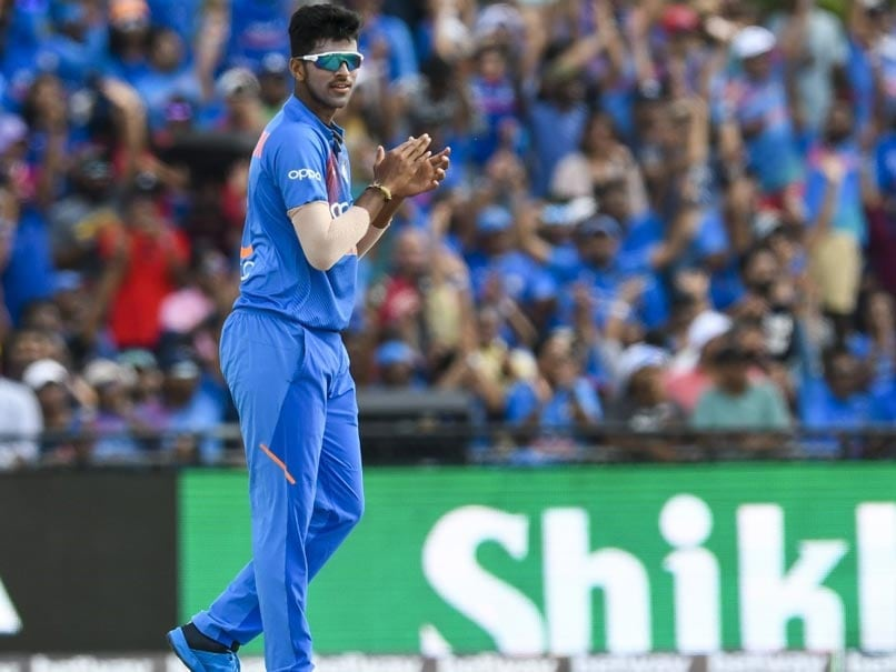Virat Kohli Hails Washington Sundar