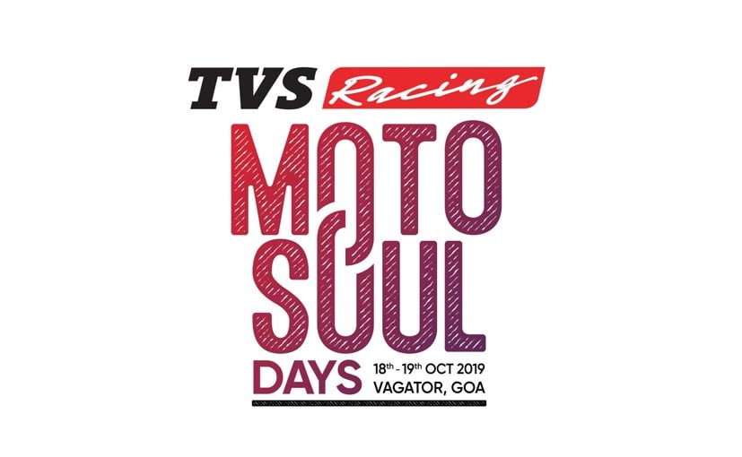 The TVS MotoSoul event will have racing and adventure activities as well