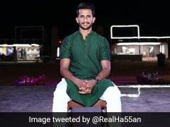 पाकिस्तानी क्रिकेटर हसन अली ने शादी के एक दिन पहले पोस्ट किया फोटो तो सानिया मिर्जा ने यूं ली चुटकी...