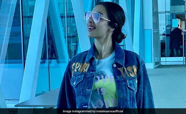 Arjun Kapoor's Uncle Sanjay Kapoor Leaves A ROFL Comment On Malaika Arora's 'Saturday Blues' Pic