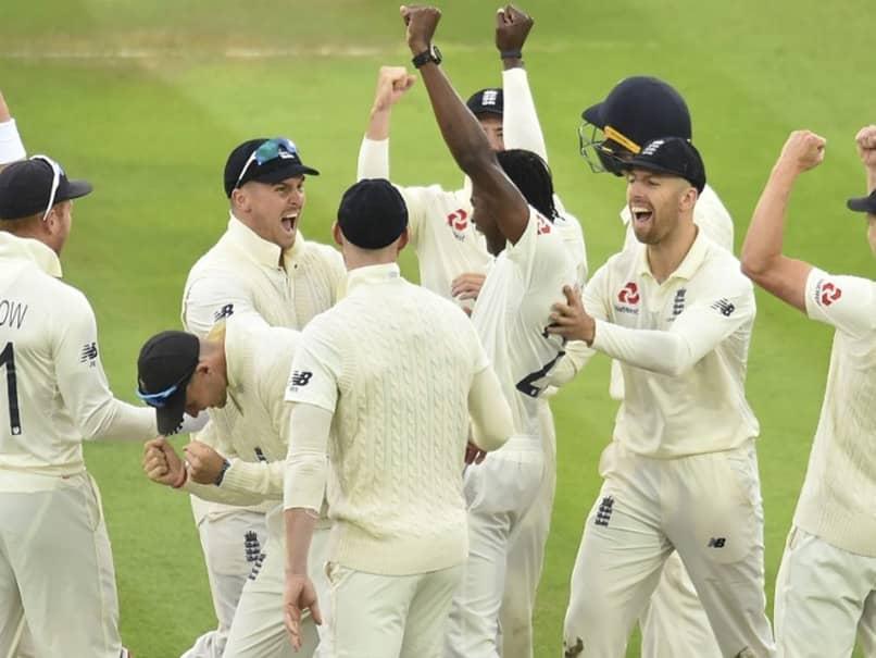 Ashes 2nd Test: Jofra Archer Strikes As Australia Slump Before Rain Intervenes
