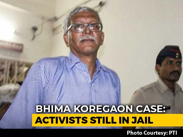 """Video : """"Why Keep <i>War And Peace</i> At Home?"""" Bombay High Court To Arrested Activist"""