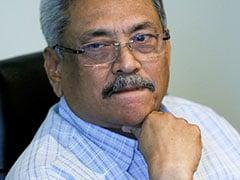 Ex-Wartime Defence Chief Gotabhaya Rajapakse To Run For Sri Lanka President