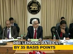 Video: RBI Cuts Repo Rate For Fourth Time This Year, EMIs Set To Get Lower