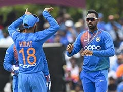 """Dream Is To Represent India In World T20"": Krunal Pandya After Impressive Show Against West Indies"