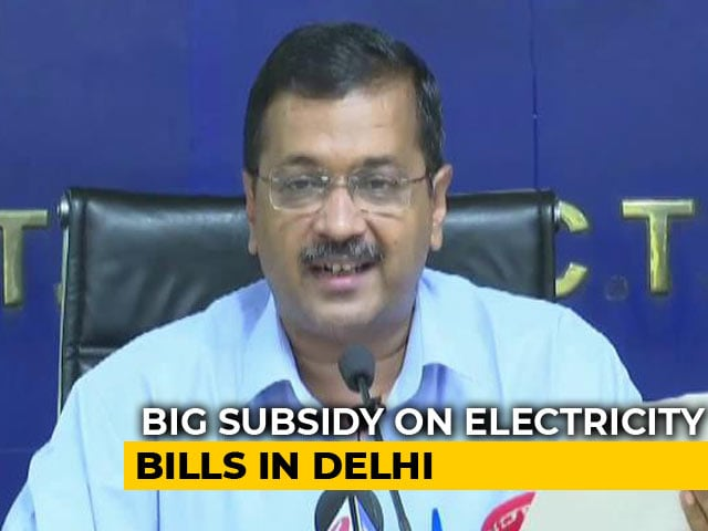 Video : From Today, Delhi To Get Cheapest Electricity In India: Arvind Kejriwal