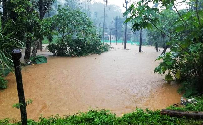 Gunderipallam Dam In Tamil Nadu Full After Heavy Rain