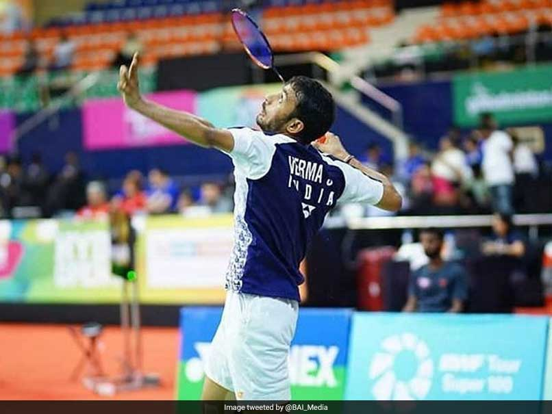 Sourabh Verma Beats Loh Kean Yew To Win Hyderabad Open