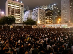 More Than 100 Flights Cancelled In Hong Kong Amid Protests