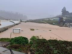 2,500 Evacuated As Heavy Rains Batter Tamil Nadu's Nilgiris District