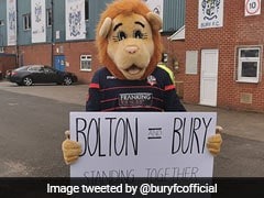 Historic Bury Expelled From English Football League, Bolton Get Lifeline