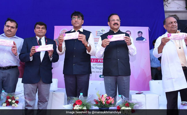 'Where Are The Women,' Asks Twitter As 'Manel' Launches Re 1 Sanitary Pad