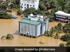 Fallen Trees, Swamped Houses: What Navy's Aerial Photos Of Kerala Showed
