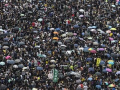 1.7 Million Protesters Throng Hong Kong Streets, Largest Rally In Weeks