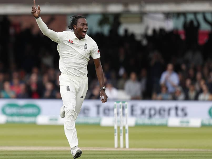 Jofra Archer Added Different Dynamic To Englands Bowling, Says Joe Root